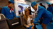 "Eurowings auf Langstrecken: Neue ""Business Class"" im Billigflieger"