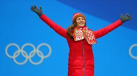 Dürfen wir vorstellen: Darja Domratschewa.