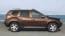 Der Dacia Duster gehört zu denbeliebtesten SUV in Deutschland.
