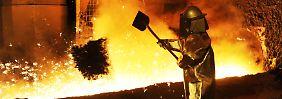 Verband alarmiert über US-Zölle: Zehntausende Stahl-Jobs in Europa bedroht
