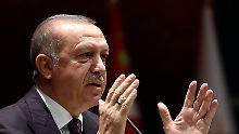 """Realitätsferner"" Bericht: Türkei weist EU-Kommissions-Kritik zurück"