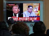 Schweiz bietet Hilfe an: Wo treffen sich Trump und Kim?