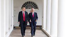 """Wegen """"fairer Beziehungen"""": Trump könnte Australien Schutzzölle erlassen"""
