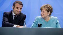 Kein Aufbruch in Sicht: Warum die Union Macron auflaufen lässt