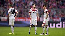 Dino taumelt Richtung Abstieg: FC Bayern deklassiert Hamburger SV