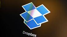 Online-Aktie aus Kalifornien: Dropbox strebt an die Börse