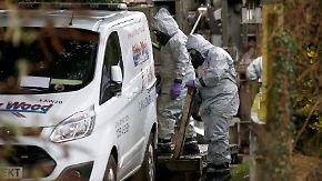 Giftanschlag auf Ex-Spion: May macht Moskau verantwortlich und stellt Ultimatum