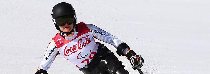 Forster holt ihre erste Medaille in Pyeongchang.