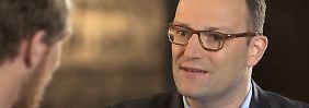 """""""Deckt die Grundbedürfnisse ab"""": Spahn verteidigt Hartz-IV-Aussagen"""