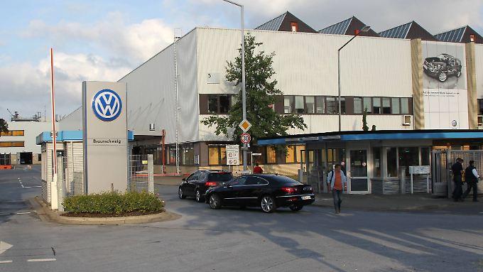 Der mutmaßliche Islamist war Montagearbeiter im Braunschweiger VW-Werk.
