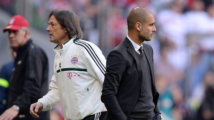 Ab 2015 gingen Müller-Wohlfahrt und Guardiola getrennte Wege.