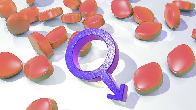 Die Medikamente, die Bluthochdruck senken sollen, haben keinen Einfluss auf die Potenz.