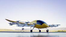 Neuseeland als Vorreiter: Larry Page lüftet Geheimnis um Flugtaxis