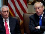 CIA-Direktor wird Nachfolger: Trump feuert Außenminister Tillerson