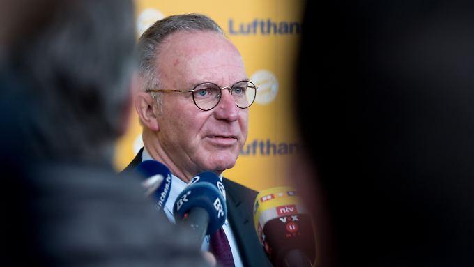 """Rummenigge über Heynckes: """"Wir wollen nicht mehr über Jupp sprechen"""""""