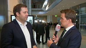 """Lars Klingbeil zur Großen Koalition: """"Einige Gesetze sind schon fertig"""""""