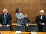 """Schießerei mitten in Frankfurt: """"Hells Angel"""" muss zehn Jahre in Haft"""