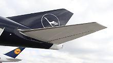 Einmaliger Ausreißer?: Air-Berlin-Pleite beflügelt Lufthansa