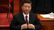 Ende der Appeasement-Politik?: China gibt sich im Handelsstreit kämpferisch