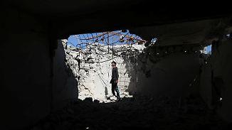 """Kein Frieden in Sicht: """"Die USA wollen Syrien zerschlagen"""""""