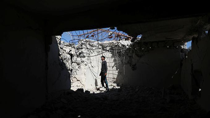Über elf Millionen Syrer sind seit Ausbruch des Krieges auf der Flucht.