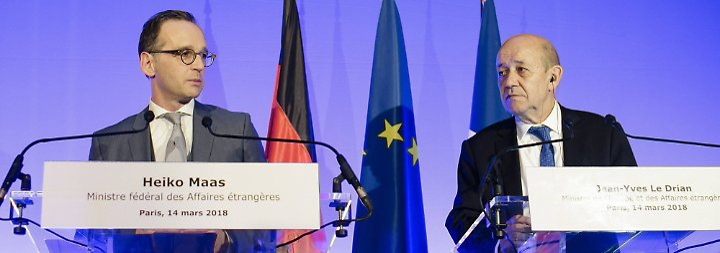 Maas drückt aufs Tempo: Neue Minister krempeln die Ärmel hoch
