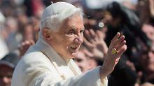 Unliebsame Passage verwischt: Vatikan zensiert Brief von Ex-Papst Benedikt