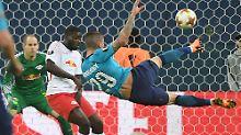 Hauchdünn durch die Euroleague: Leipzig zittert im eisigen St. Petersburg