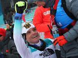 "Erste Medaille seit 2010: Martin Fleig bannt den ""Männer-Fluch"""