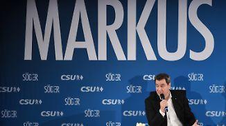 """CSU-Experte Heinrich Oberreuter: """"Die Zeit ist für Söder zu knapp"""""""