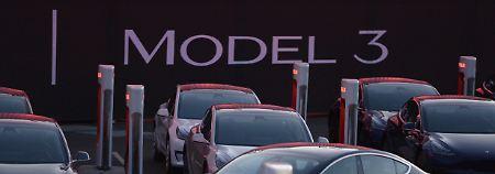Bewertungswahnsinn nimmt zu: Tesla-Aktie fährt rapide auf eine Klippe zu