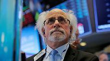 Aufwind an der Wall Street: Dow bleibt auf Wochensicht im Minus