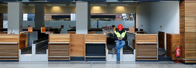 """Lufthansa-Vorstand über BER: """"Ding wird abgerissen und neu gebaut"""""""