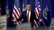 Daten für Trump-Wahlkampf: Facebook-Profile wurden wohl missbraucht