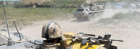 Bundeswehr-Mandate verlängert: Bundestag weitet Afghanistan-Einsatz aus