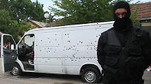 Sieben kriminelle Banden waren Teil des Schleuserrings.