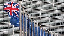 Streit um irische Grenze: Brexit könnte verschoben werden
