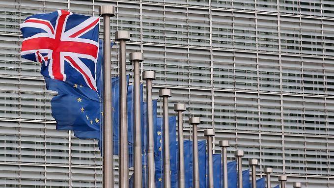 Der Brexit-Ausschuss besteht größtenteils aus Abgeordneten, die sich vor dem Referendum im Juni 2016 gegen den Brexit ausgesprochen hatten.