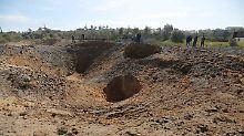 Nächtlicher Angriff mit Jets: Israelis zerstören Hamas-Tunnel