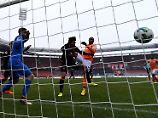 2. Liga: Braunschweig stoppt MSV: Nürnberg kriselt im Aufstiegskampf