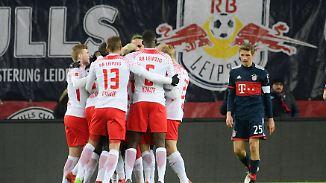 """""""Das so umzusetzen, ist geil"""": """"Hasi"""" treibt Leipzig den Bayern-Komplex aus"""