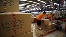 Der Börsen-Tag: Alibaba steckt Milliarden in Ex-Rocket-Startup