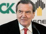 Schröder ist Aufsichtsratschef bei Rosneft.