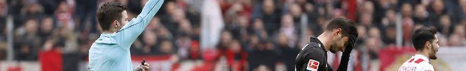 Der Sport-Tag: 17:10 Bayer-Profi Alario für drei Spiele raus, 10.000 Euro Strafe