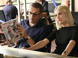 Valentin (Dany Boon) und seine Freundin Constance (Laurence Arné) sind feste Größen in der Pariser Designerszene.