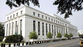 Die Fed in Washington.