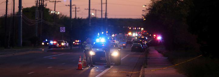 Paketbombenserie in Austin: Verdächtiger sprengt sich nach Verfolgungsjagd in die Luft