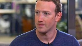 Zuckerberg stilisiert sich zum Opfer: Scharenweise Nutzer löschen Facebook-Profile