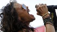 Aerosmith-Sänger auf Naturdroge: Steven Tyler zieht sich clean zurück