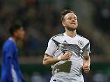 DFB-Junioren besiegen Israel: U21 wird Favoritenrolle gerecht